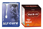 NF Cure And Vital M-40